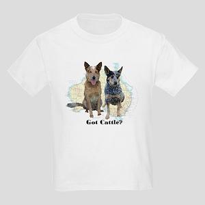 Got Cattle? Kids Light T-Shirt