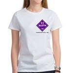 Hazardous Sloth Women's T-Shirt