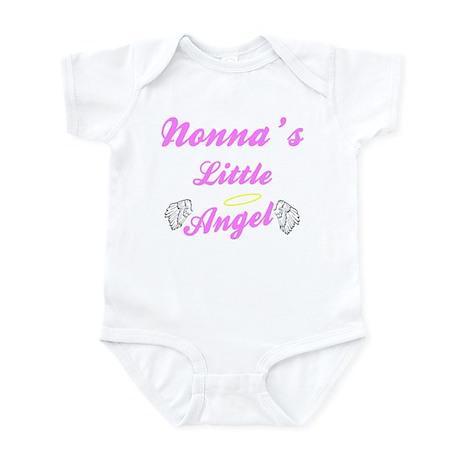 Nonna's Little Angel (Girl) Infant Bodysuit