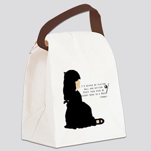 tomboy Canvas Lunch Bag