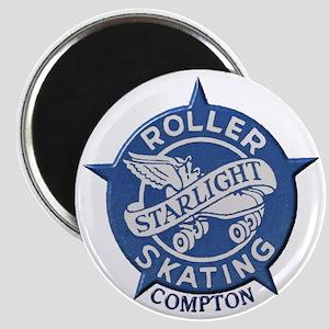 Starlight Skating Magnet