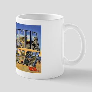 Virginia Beach Greetings Mug