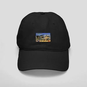 Virginia Beach Greetings Black Cap