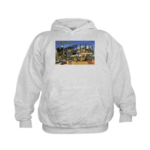 7754ce905 Vintage Virginia Kids Hoodies & Sweatshirts - CafePress