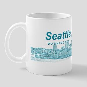 Seattle_10x3_BumperSticker_SeattleWater Mug