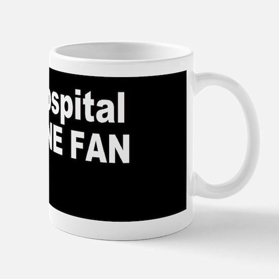 General Hospital number one fandsm butt Mug