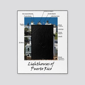 Lighthouses of Puerto Rico Picture Frame