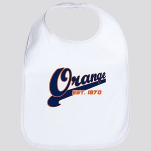 Orange Pride Bib