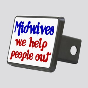 Midwives Rectangular Hitch Cover