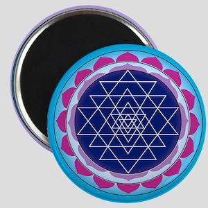 Shri Yantra Magnets
