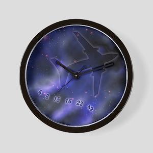 Lost Universe Wall Clock