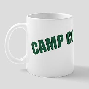 Camp Counselor Hat Mug