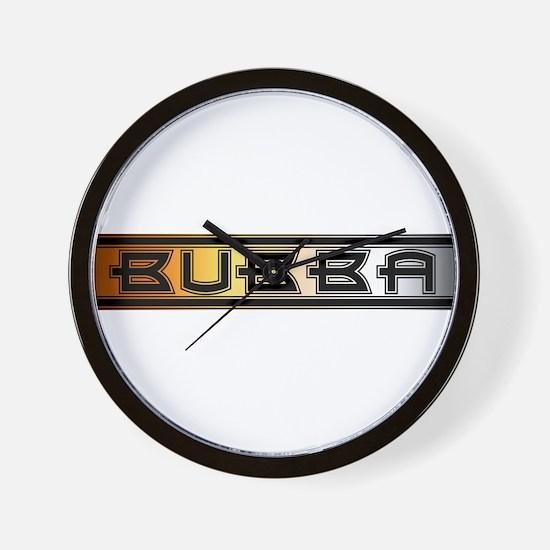 bubbabearu Wall Clock