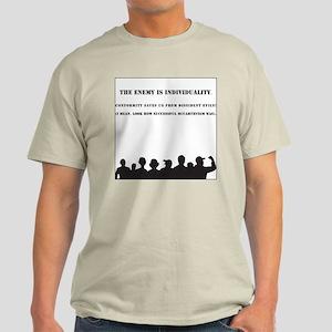Individuality McCarthy T-Shirt (Light)