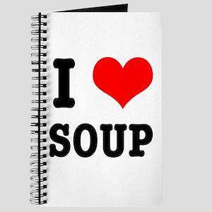 I Heart (Love) Soup Journal