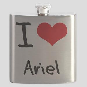 I Love Ariel Flask