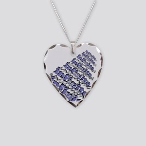 inf2AOTS Necklace Heart Charm