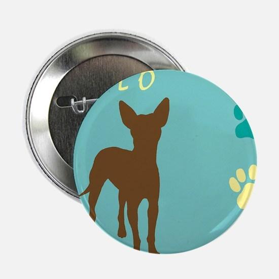 xoloitzcuintli paws Button
