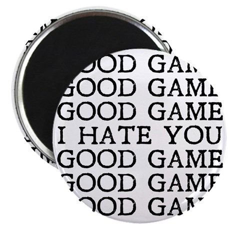 Good Game Magnet