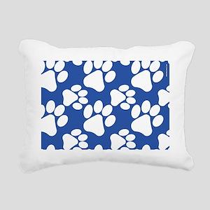 Paw Rectangular Canvas Pillow