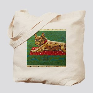 Pillow Frogdog Mira Slava Tote Bag