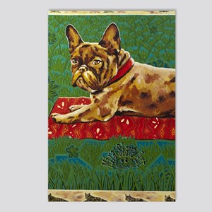 Bag Frogdog Mira Slava Postcards (Package of 8)