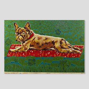 Diaper Bag Frogdog Mira S Postcards (Package of 8)
