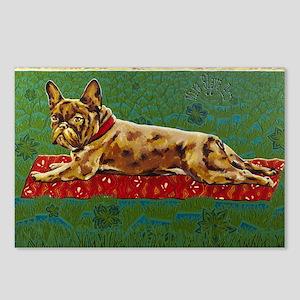 Bucket Bag Frogdog Mira S Postcards (Package of 8)