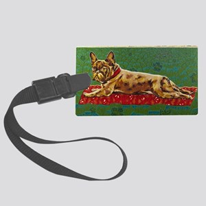 Shoulder Bag Frogdog Mira Slava Large Luggage Tag