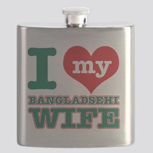 Bangladeshi designs Flask
