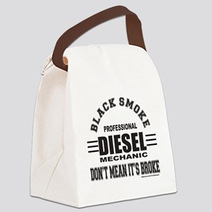 DIESEL MECHANIC T-SHIRTS AND GIFT Canvas Lunch Bag