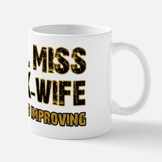 Ex-wife designs Mug