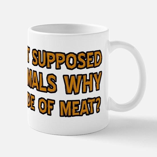 Funny barbeque designs Mug