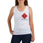 Hazardous Love Women's Tank Top