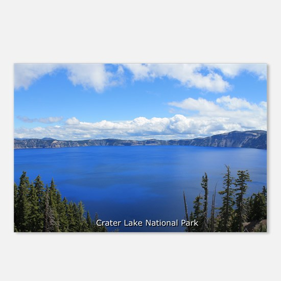Crater Lake National Park Postcards (Package of 8)