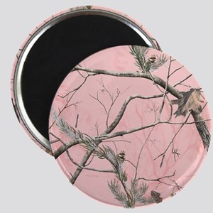 Realtree Pink Camo Magnet