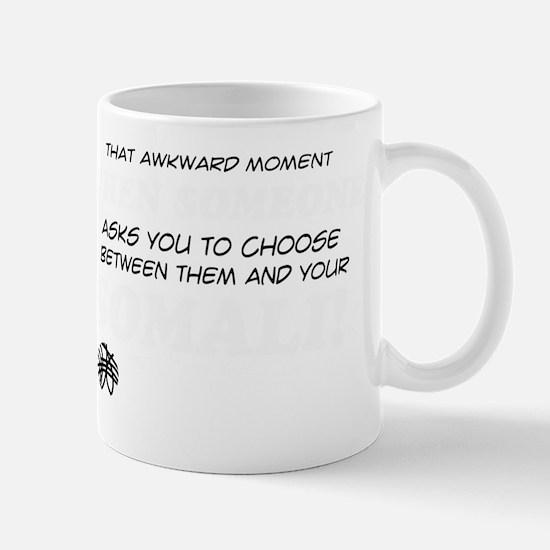 Somali Cat designs Mug