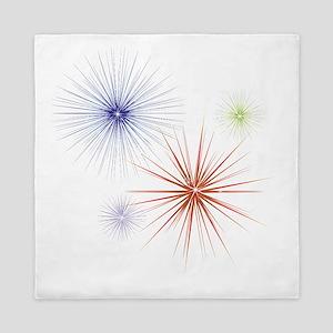 Fireworks3 Queen Duvet
