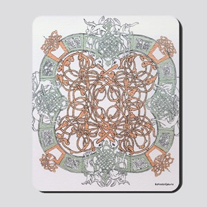 Celtic O Mousepad