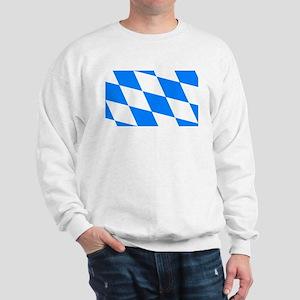 Bavarian flag (oktoberfest ) Sweatshirt