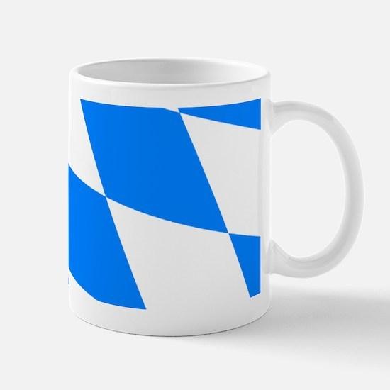 Bavarian flag (oktoberfest ) Mug