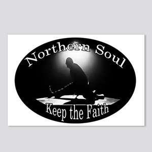 Northern Soul Postcards (Package of 8)