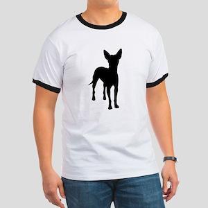 xoloitzcuintli dog Ringer T