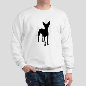 xoloitzcuintli dog Sweatshirt