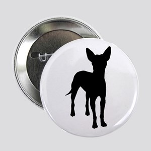 xoloitzcuintli dog Button