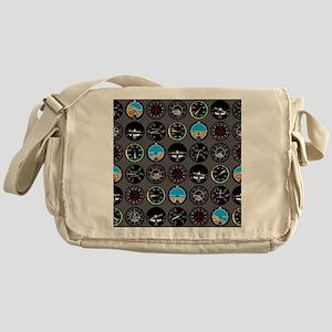 Flight Instruments Messenger Bag