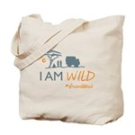 AfricaWildTruck Tote Bag