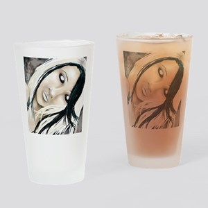 Necromancer Drinking Glass