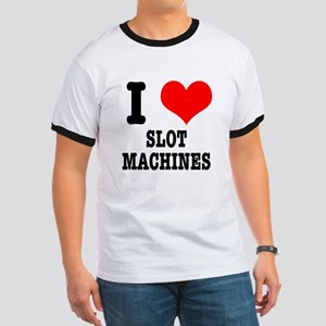 I Heart (Love) Slot Machines Ringer T