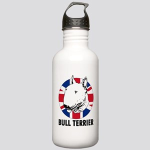 Bull Terrier English f Stainless Water Bottle 1.0L